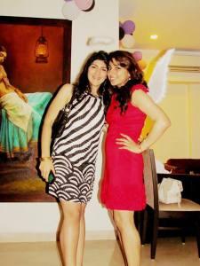 Khushboo & me