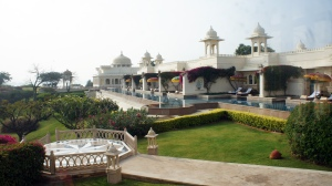 Romantic hotels in Udaipur